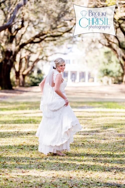 Bridal Session - Little White Dress