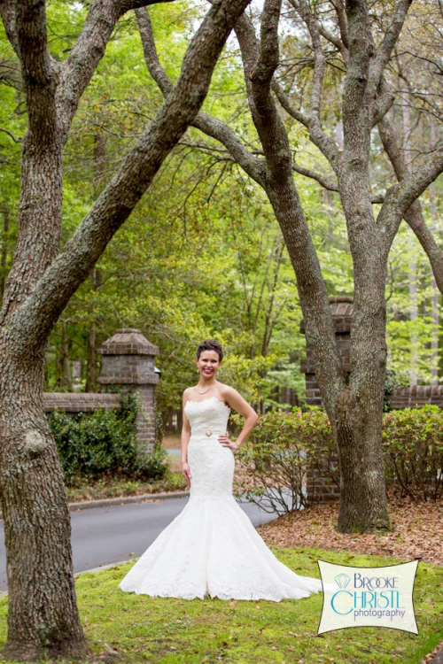 Sydney's Bridal Session