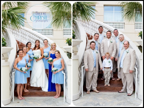 Grande Dunes Members Club Reception - Beach Wedding