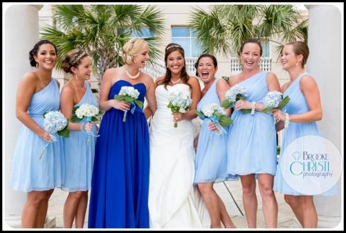 Grande Dunes Members Club Reception - Beach Wedding