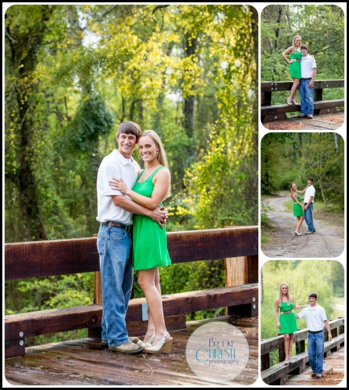 Whyte & Newton Engagement Session