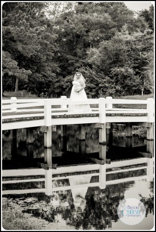 Brunswick Plantation Bridal Portraits - Samantha