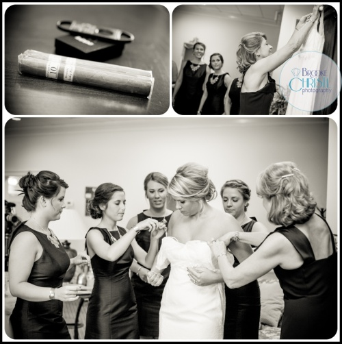 Dunes Club Weddings - Kristin & Whitney
