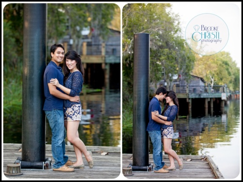 Esther & Carlos Engagement Session