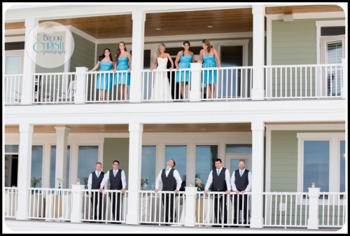 Renata & Paul - Beach House Wedding