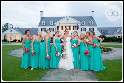 Ashley & Brent  Pine Lakes Weddings