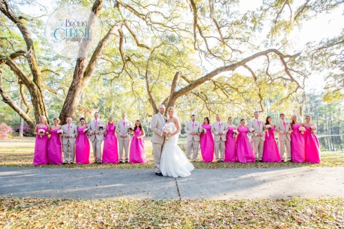 Brookgreen Garden Weddings